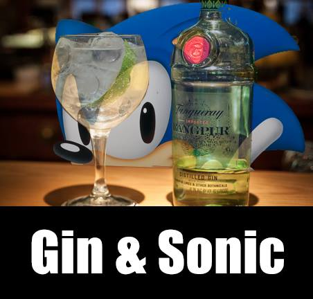 Gin and Sonic